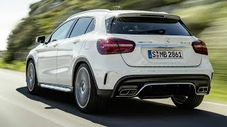 2018 Mercedes GLA 45 AMG 4MATIC 375 HP - Drive and Design