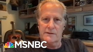 Jeff Daniels: Jim Comey Is A Man Who Believes In The Rule Of Law | Morning Joe | MSNBC