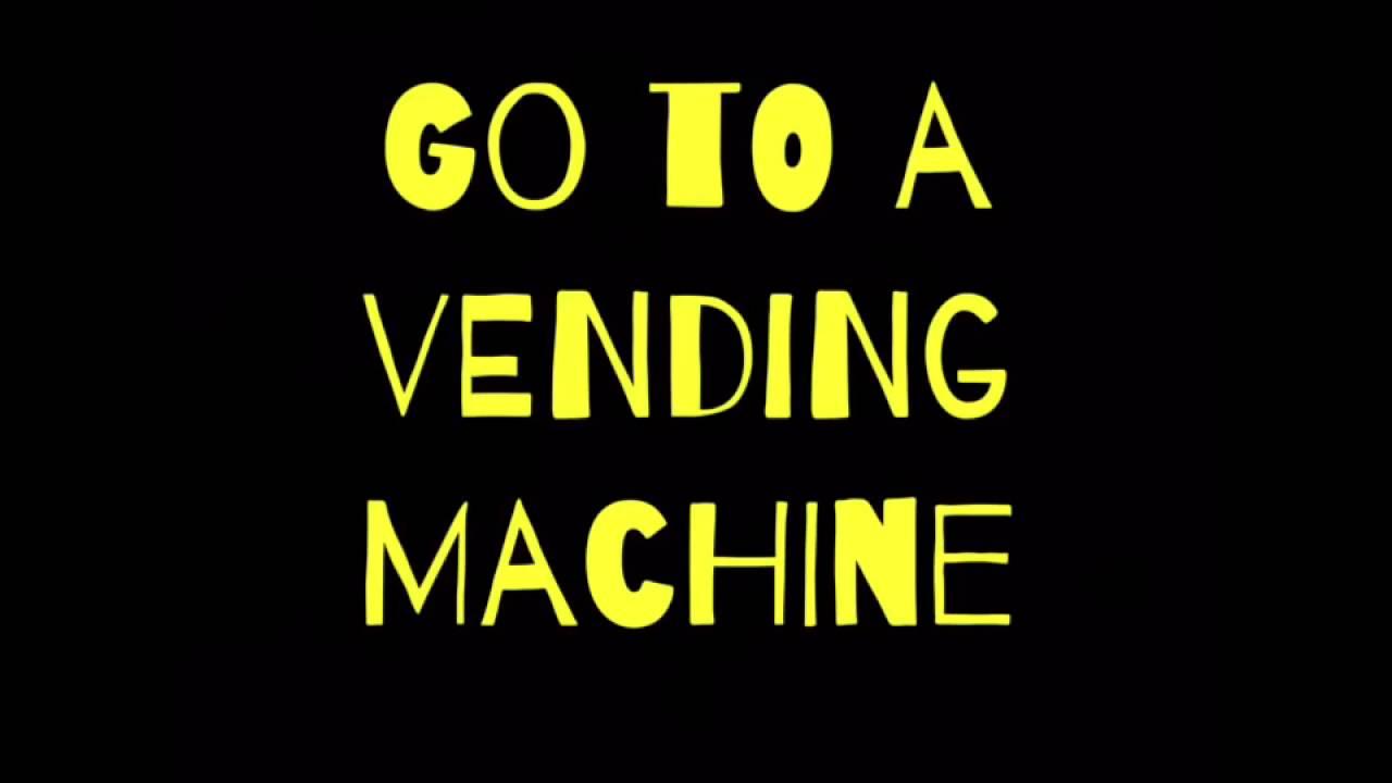 Get Free Money From Vending Machine – Dibujos Para Colorear