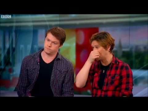 Daniel Rigby and Bryan Dick Discuss BBC Eric and Ernie Drama