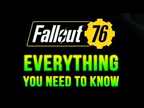 Fallout 76 Gameplay Review – EVERYTHING...