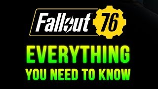 Fallout 76 Gameplay Review – EVERYTHING You NEED To Know Summarised!