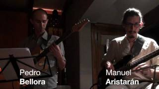 "Dúo Aristarán-Bellora - ""Pent-Up House"""