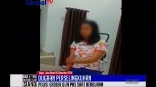 Dilaporkan Istri, 2 PNS Pemda Bogor Tertangkap Basah Berdua Dalam Satu Ruangan - BIS 20/12
