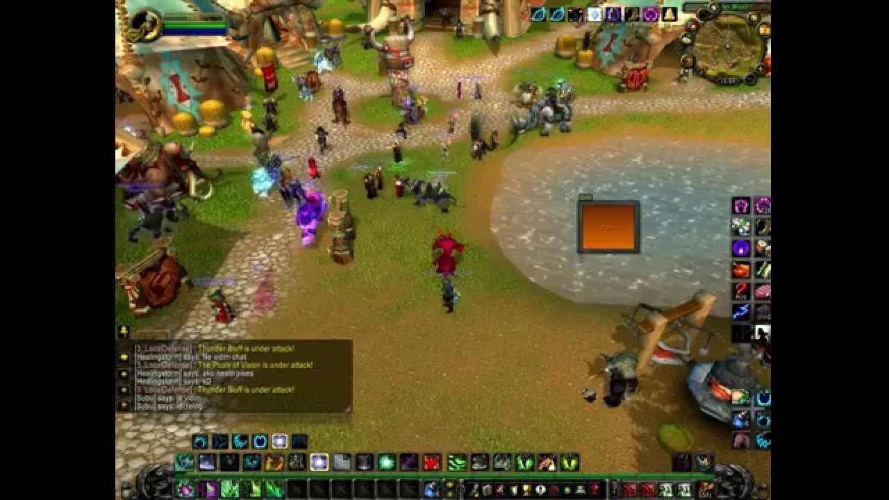Wow 3 3 5 Resto Druid Guide - By Zend