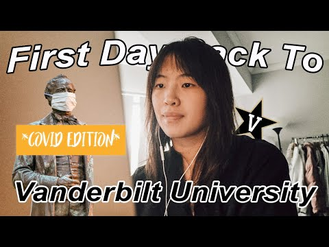 A Day In My Life At Vanderbilt University *COVID-19 Edition*