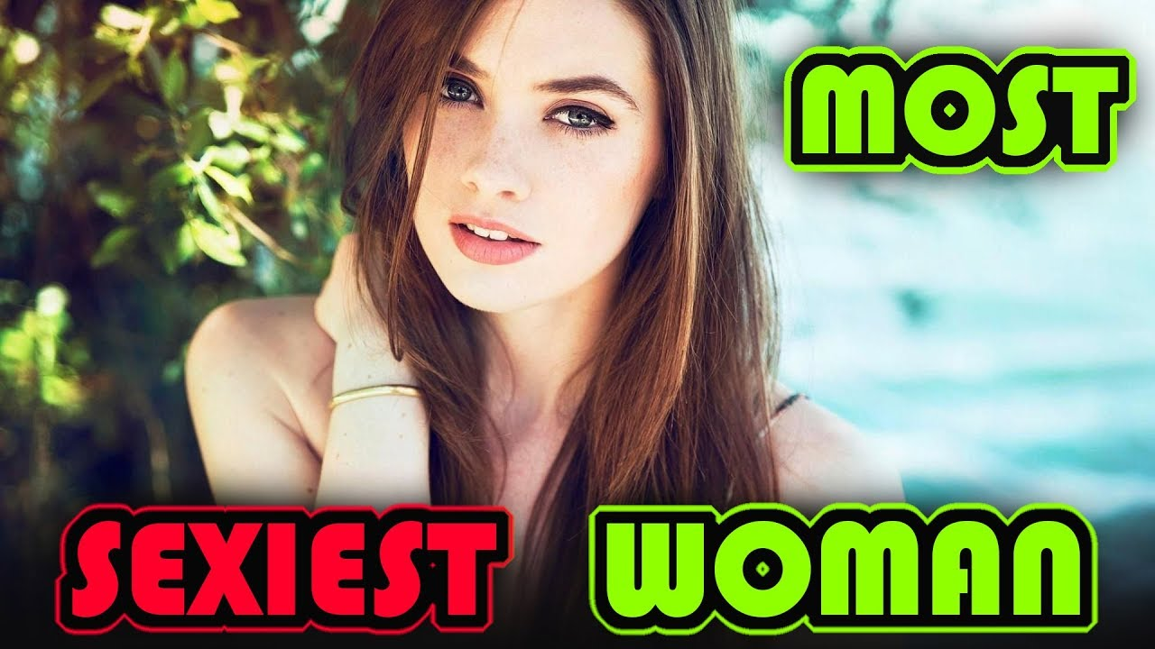 The sexiest woman in the world photos