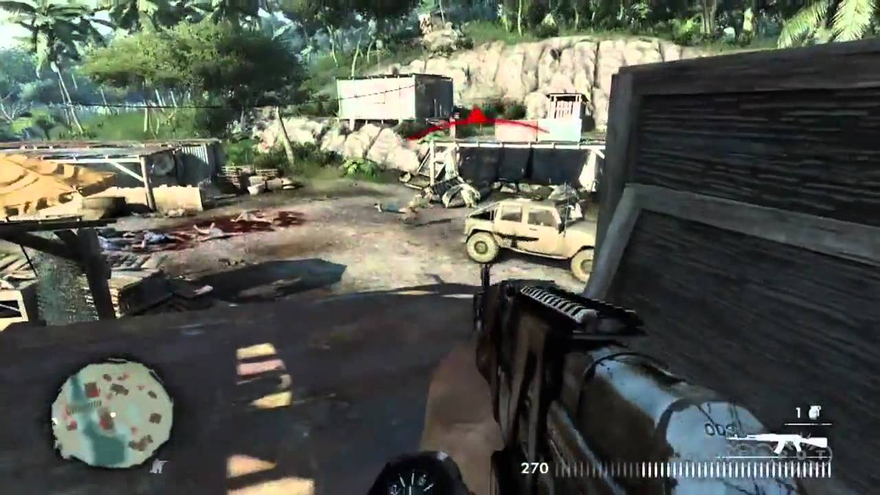 Far Cry 3 Gameplay Pc Youtube