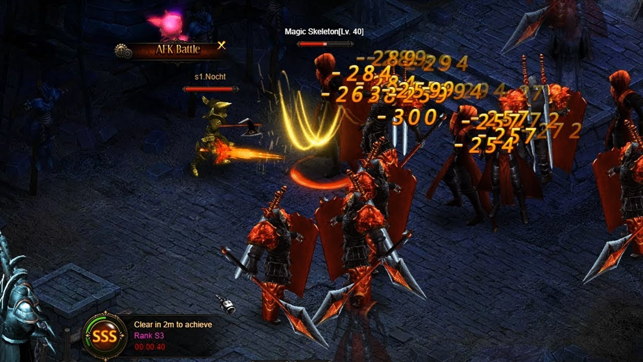 MU Ignition Gameplay New Browser-based MMORPG by Webzen 2018