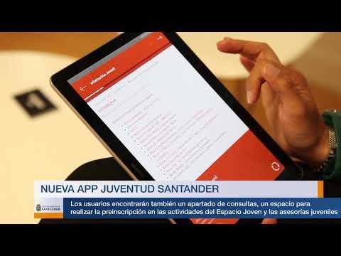 Nueva APP Juventud Santander