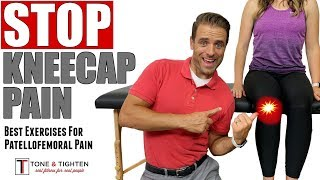 STOP Pain Under Knee Cap | Exercises from a Doctor of Physical Therapy