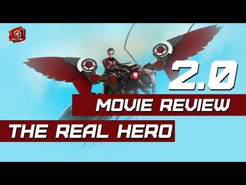 2.0 - Movie Review   Rajinikanth   Akshay Kumar   A R Rahman   Shankar