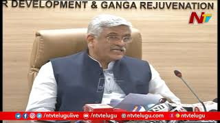 Minister Gajendra Singh Shekhawat Letter To AP Govt On Irrigation Projects DPR Brings New Tension