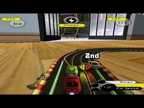 Grooverider: Slot Car Racing PS2 Gameplay HD (PCSX2)
