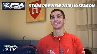 Squash: PSA Stars Preview the 2018/19 Season