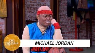 Michael Jordan yang Lagi Puasa