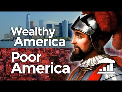 AMERICA, Why are some COUNTRIES RICH and others POOR? - VisualPolitik EN