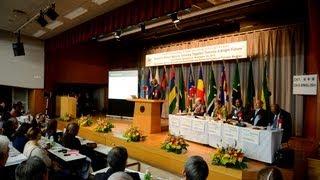 【京都外大】国際シンポジウム 「南部アフリカの興隆と明るい将来」