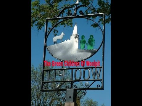 The GREEN Children Of Woolpit Mystery!!