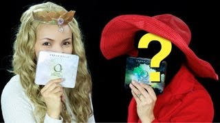 Blindfolded Make-up Challenge (Mystery Guru) Thumbnail