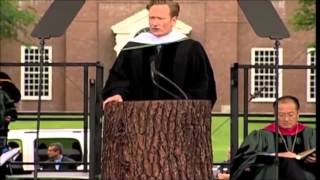 Inspirational Snippet Conan O'Brien's 2011 Dartmouth College Commencement Address