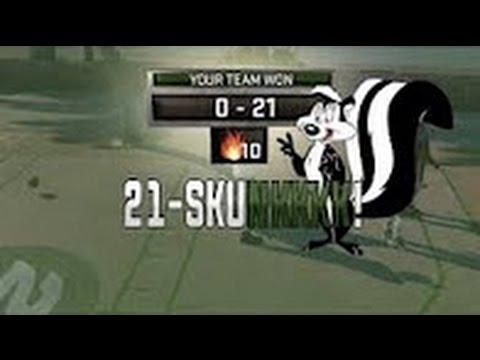 NBA 2K16 | TAKING OVER THE 2S | 21 SKUNK