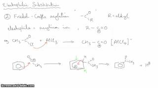 Electrophilic Substitution B