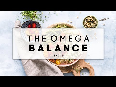 The Omega Balance - Getting Smart about Inflammation - CBN.com