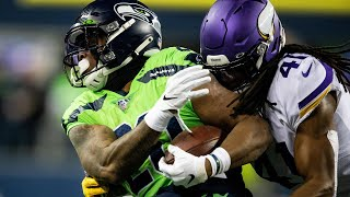 Seahawks running back Rashaad Penny's recent surge is result of self-confidence, opportunity