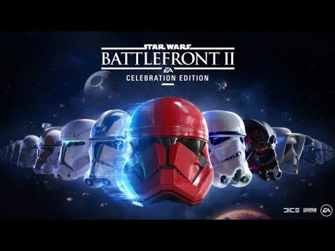 Star Wars Battlefront II: Celebration Edition Game one |