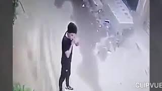 فيديو قتل محمود البنا علي يد راجح كامل شاهد قبل الحذف فيديو يبكي الحجر 18+😓😓😓😓😓