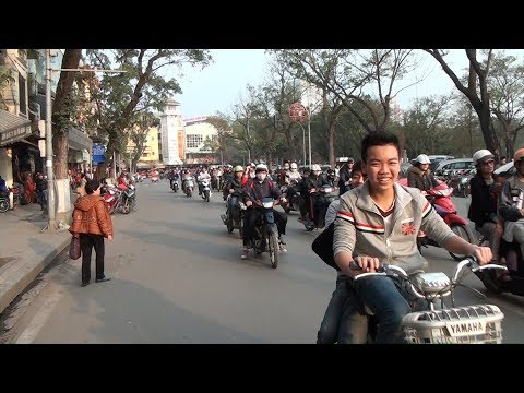 Hanoi-My Favorite City in Vietnam!