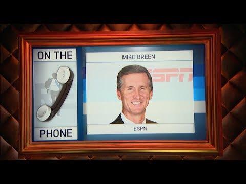 Mike Breen of ESPN Talks NBA Playoffs & More -(Full Interview) 5/25/17