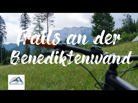 Trails an der Benediktenwand