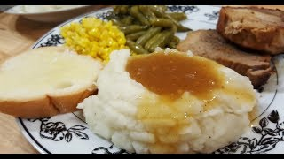 Creamy Mashed Potatoes (Quick Version - Recipe Only) The Hillbilly Kitchen