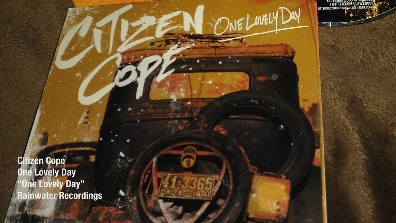 News — citizen cope.