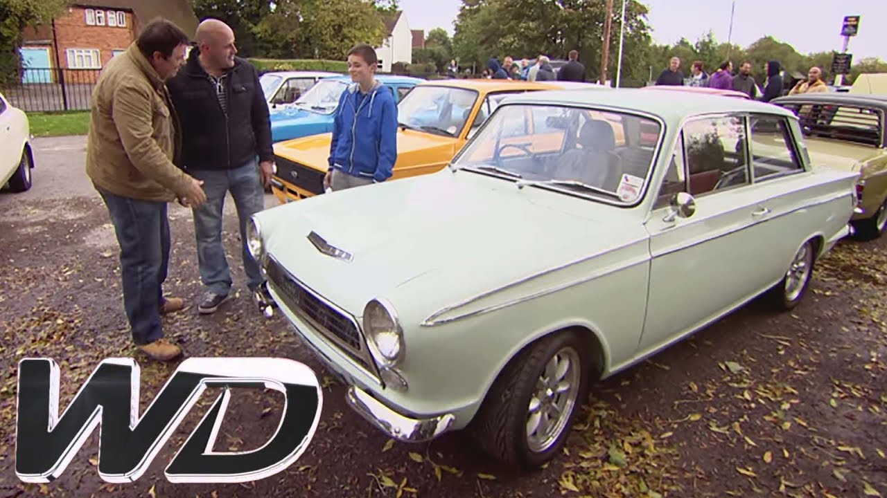 Selling the Ford Escort MK1 - Wheeler Dealers Trading Up - (New ...
