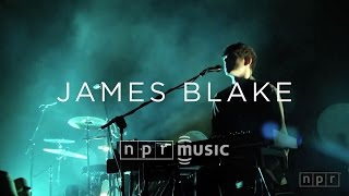 James Blake NPR MUSIC FRONT ROW