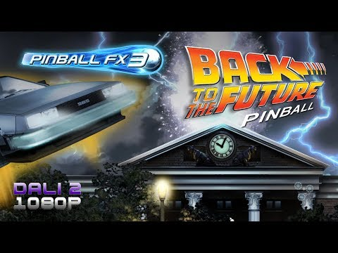 Pinball FX3 - Back to the Future Pinball pc gameplay