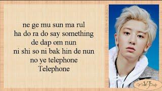 Download Mp3 Exo-sc  세훈&찬열  - Telephone  척 Feat. 10cm  Easy Lyrics