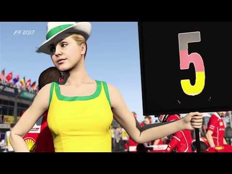 F1™ 2017 ( DEMENCIAL ) | AUSTRALIA : LA CARRERA | EL DEBUT