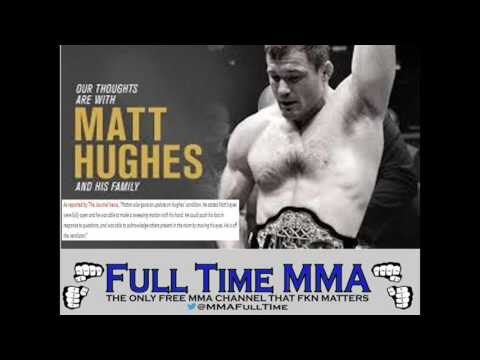 👍🙌Matt Hughes Opens His Eyes, Taken Off Ventilator🙌👍
