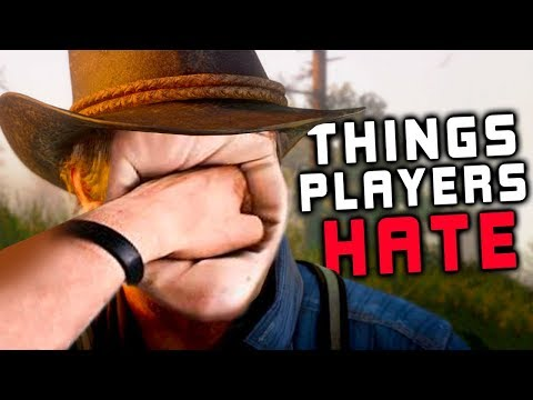 Red Dead Redemption 2: 10 Things Players HATE