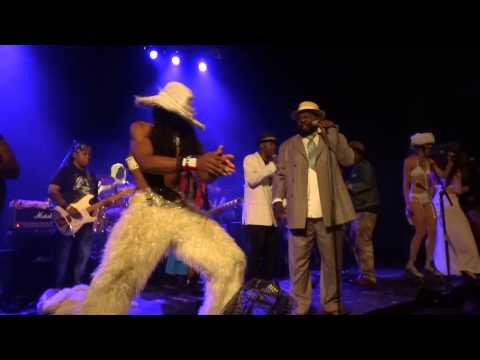 George Clinton Parliament / Funkadelic Live @ Le Trianon, Paris - Opening Act