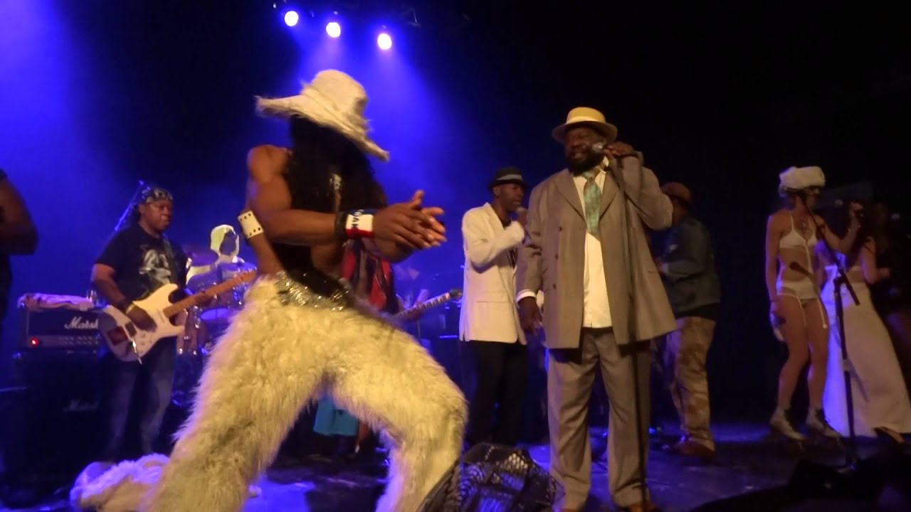 George Clinton Tour Opening Act