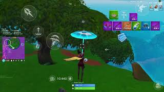 -Grammy Freestyle- Fortnite Mobile Clips!