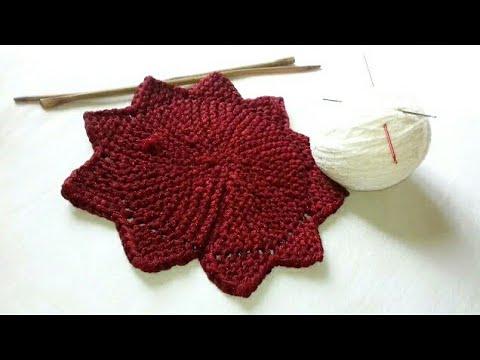 পাপোশ/How to make doormat/recycling cloth/reuse Your old cloth/papos/floormat