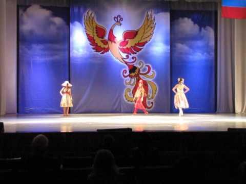19- театр моды Феникс,12-14 лет.Коллекция Розовый ветер.Диплом 3 степени.