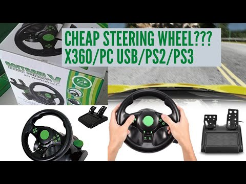 VIBRATION STEERING WHEEL KABALO