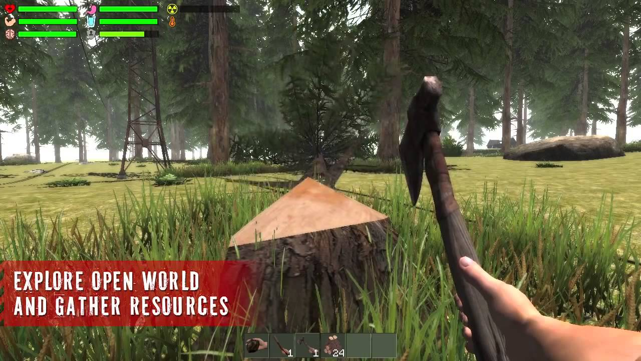 Top 10 Offline Survival Games for Android